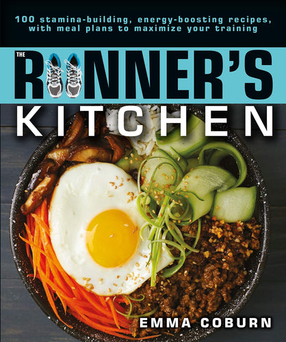 The Runner's Kitchen - AUTOGRAPHED VERSION - PRE ORDER - emmacoburn.com