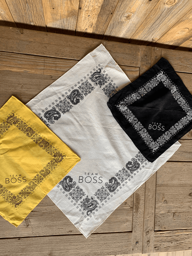 Team Boss Bandana (pack) - emmacoburn.com