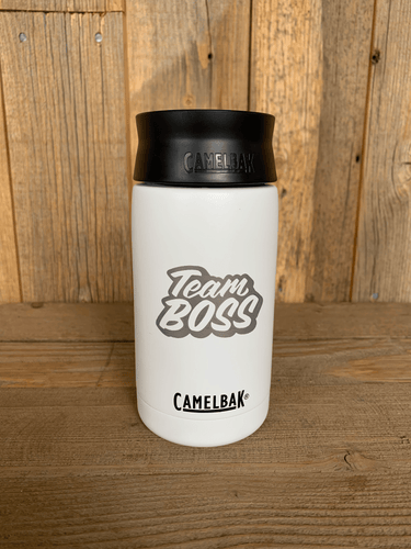 Team Boss Camelbak Travel Mug - emmacoburn.com