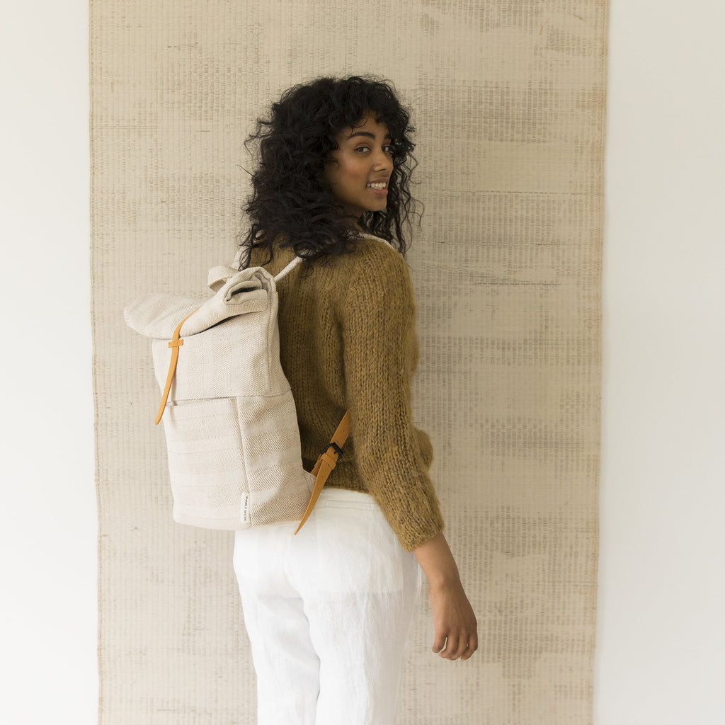 HERB BACKPACK - linen