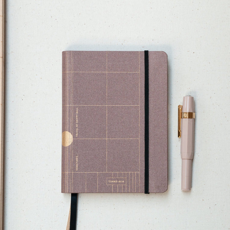 TRAVEL JOURNAL A6