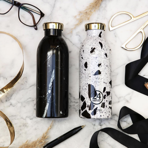 CLIMA BOTTLE BLACK MARBLE