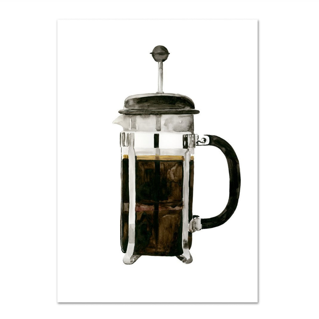 KUNSTDRUCK – FRENCH PRESS