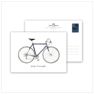 POSTKARTE - KEEP IT SIMPLE
