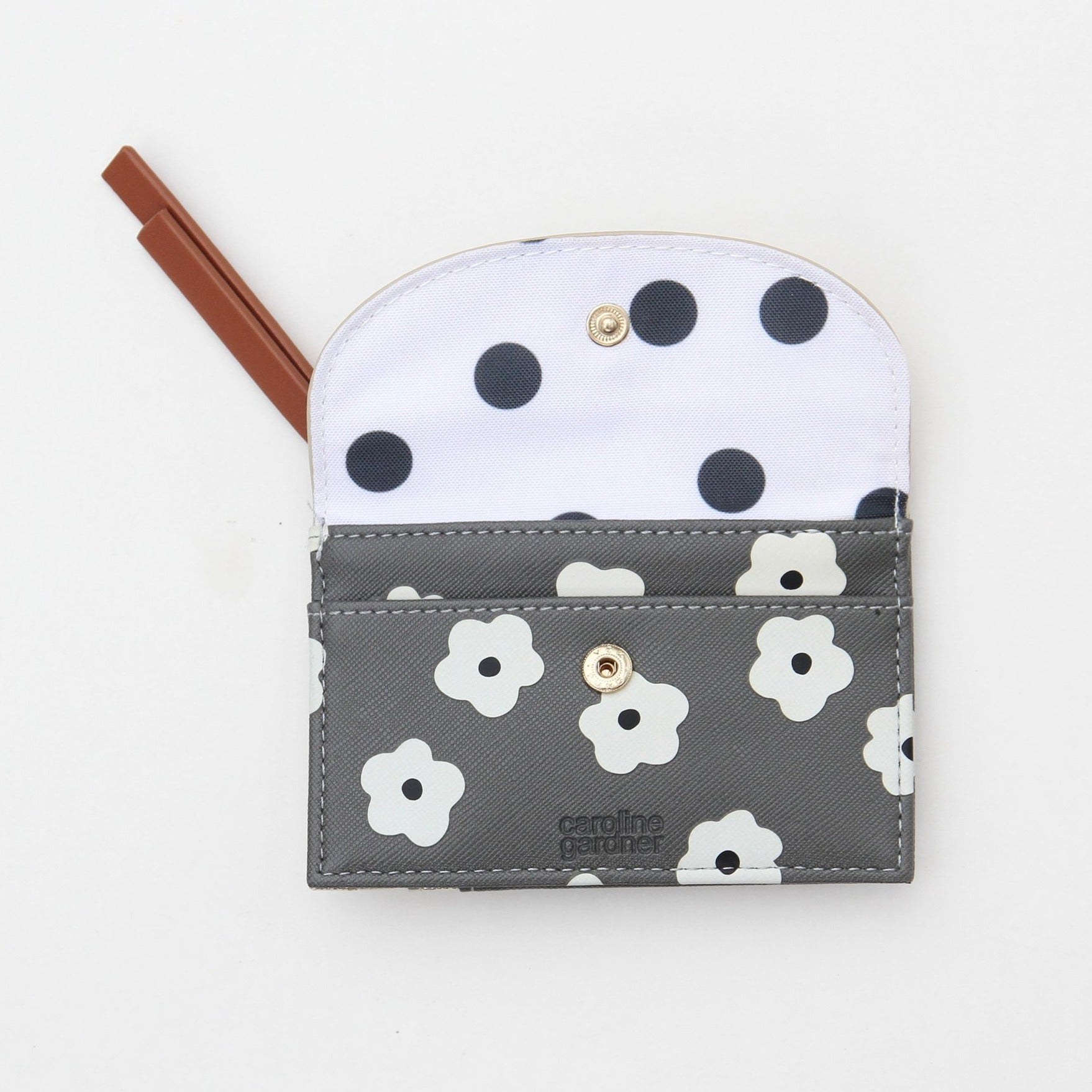 CARD HOLDER AND COIN PURSE