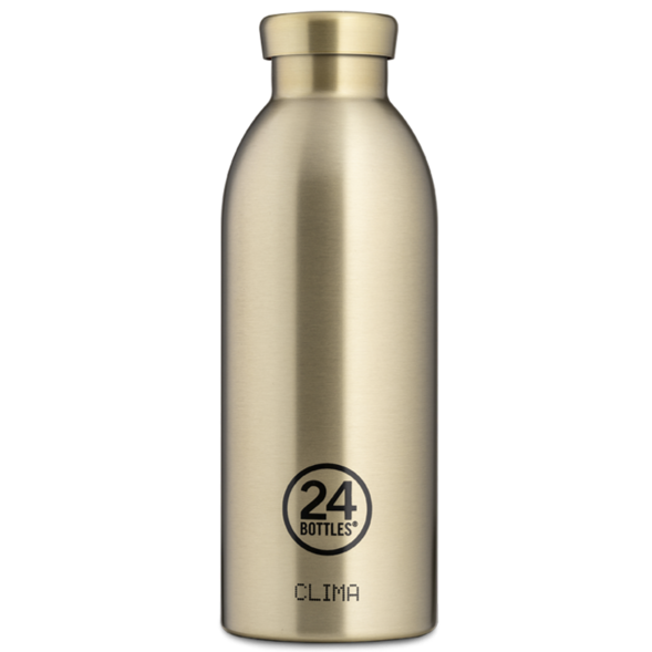 CLIMA BOTTLE PROSECCO GOLD