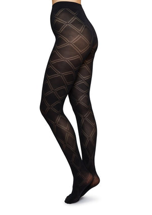 KAJSA TIGHTS BLACK