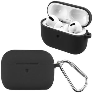 ✨ New AirPod Pro Shockproof Soft Silicone Earphone Case - Black Moon Electronics