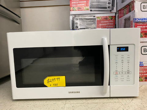 Samsung Microwave ME17H703SHW