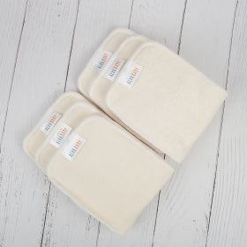 5 Layer Bamboo Blend Inserts - 8 Bundle