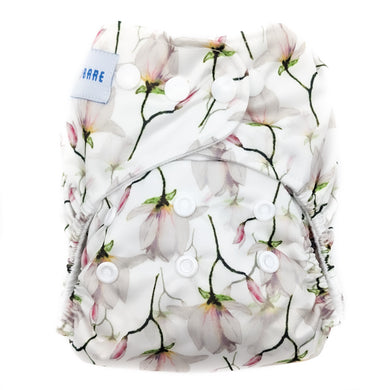Baby Bare Reusable Nappy Magnolia