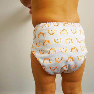 Evia OSFM Pocket Nappy- Sun shining
