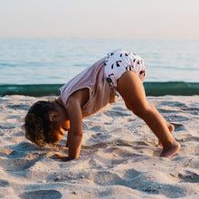 Load image into Gallery viewer, TUTI photograph Spring fever nappy baby on the beach