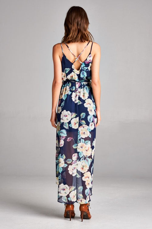 Floral Madness Summer Flowy dress