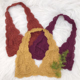 Lace Halter Bralettes - Small-XXLarge (more colors)