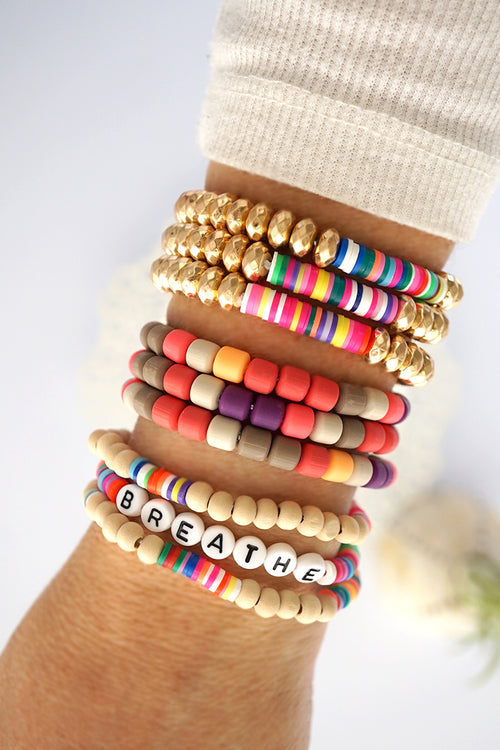Breathe beads Bracelet Set