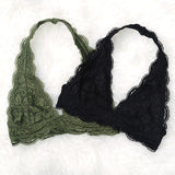 Lace Halter Bralette - Small-XXLarge (more colors)