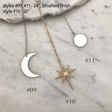 Cosmic Summer Necklaces