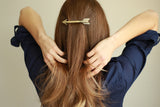 Arrow Hair barrette clip