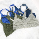 Lace Bralette - Small-XXLarge