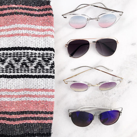 Fashion sunglasses Sunnies Collection