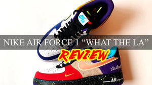 "Nike Air Force 1 ""WHAT THE LA"" 