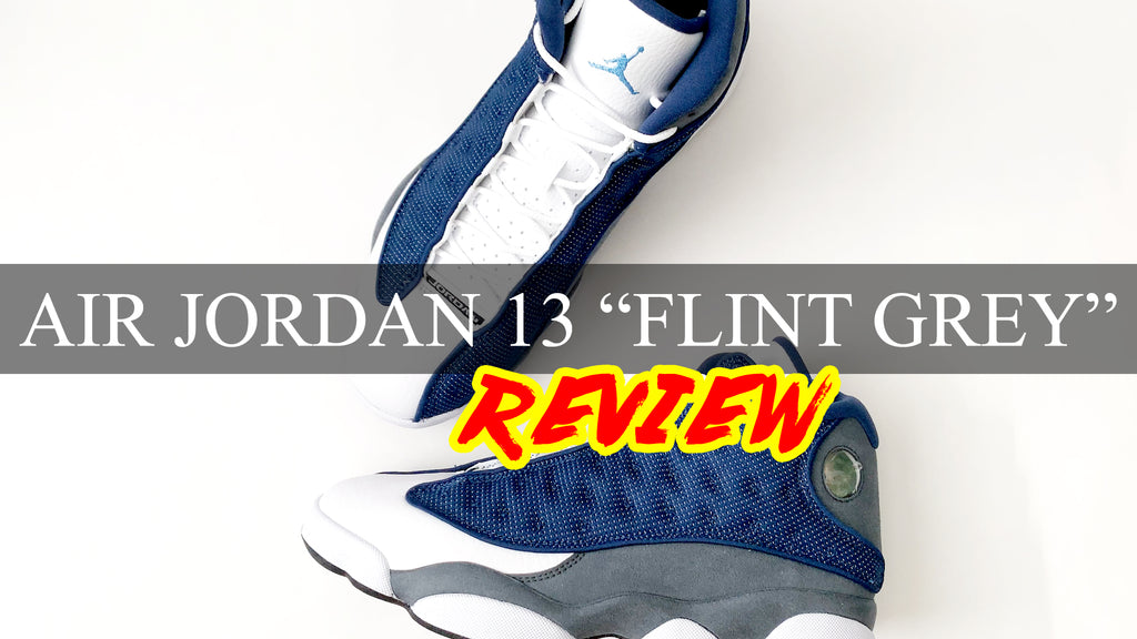 "2020 Air Jordan 13 ""FLINT GREY"" Review 