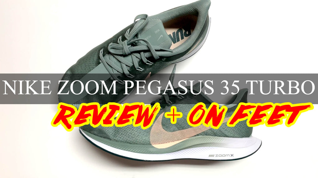 Nike Zoom PEGASUS 35 Turbo | Review & On Feet