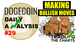 Dogecoin makes BULLISH moves and potential trend reversal | Technical Analysis, Price Predictions