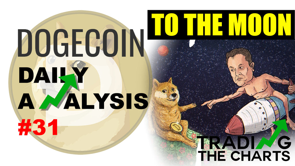 Dogecoin to the moon | DOGE x eToro + Gemini | DOGE x Oakland Athletics | Technical Analysis