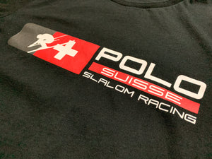 Ralph Lauren Polo Suisse Slalom Racing Shirt
