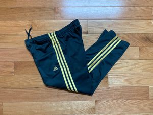 Adidas 3 Stripes Cropped Track Pants