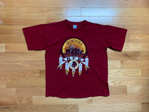 Vintage Washington Redskins Single Stitch T Shirt