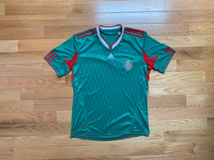 Adidas Mexico National Team Soccer Futbol Jersey