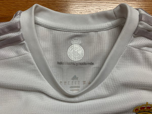 Adidas Real Madrid James Rodriguez Soccer Jersey