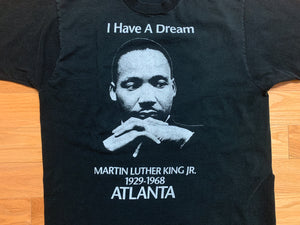 "Vintage Martin Luther King Jr ""I Have A Dream"" T-Shirt"