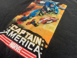Vintage Marvel Captain America T-Shirt