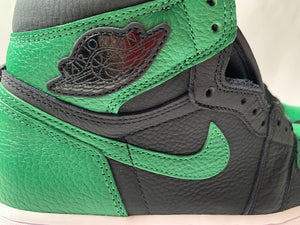 "2020 Nike Air Jordan 1 Retro High OG ""Pine Green 2.0"""