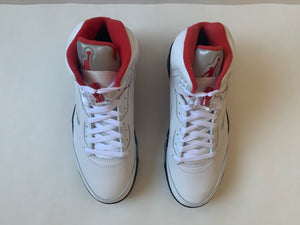 "2020 Air Jordan 5 Retro ""Fire Red"""