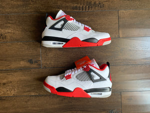 2020 Air Jordan 4 Fire Red