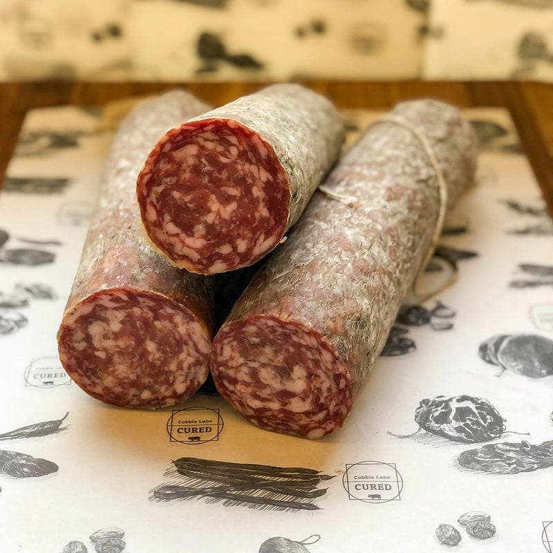 Fennel and Garlic Salami - 60g