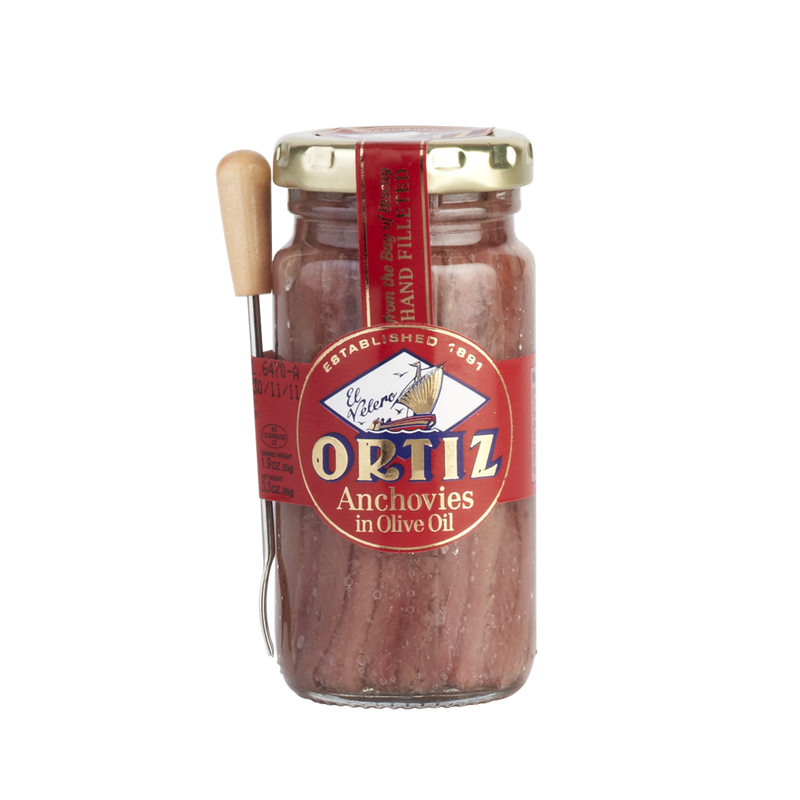 Ortiz Cantabrian Anchovies