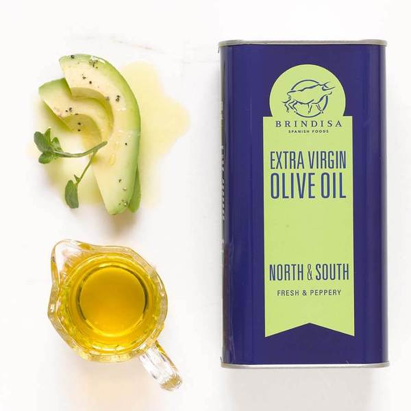 Brinidsa North & South Olive Oil 1L