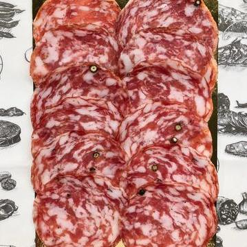 Salt and Pepper Salami - 60g