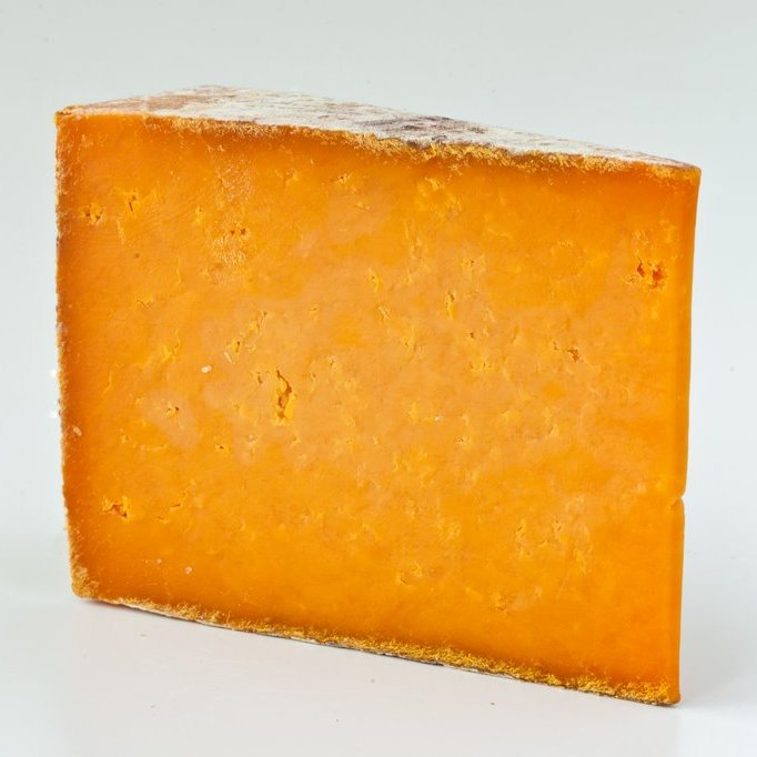 Sliced Red Leicester