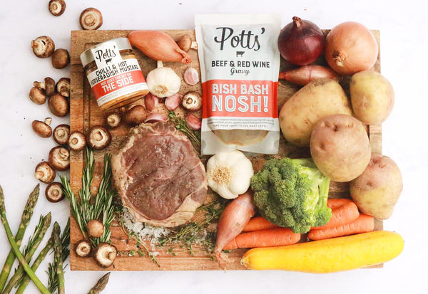 The Ultimate Sunday Roast Box