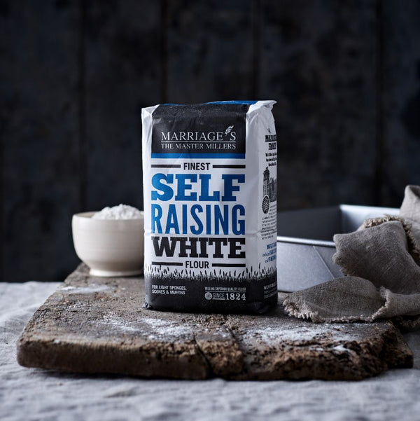 Marriages Self Raising Flour - 1.5kg