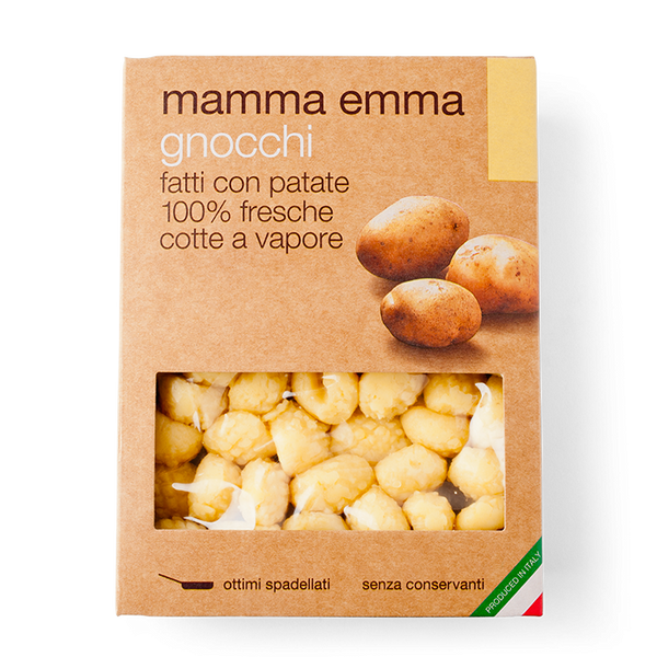 Mamma Emma Fresh Potato Gnocchi - 400g