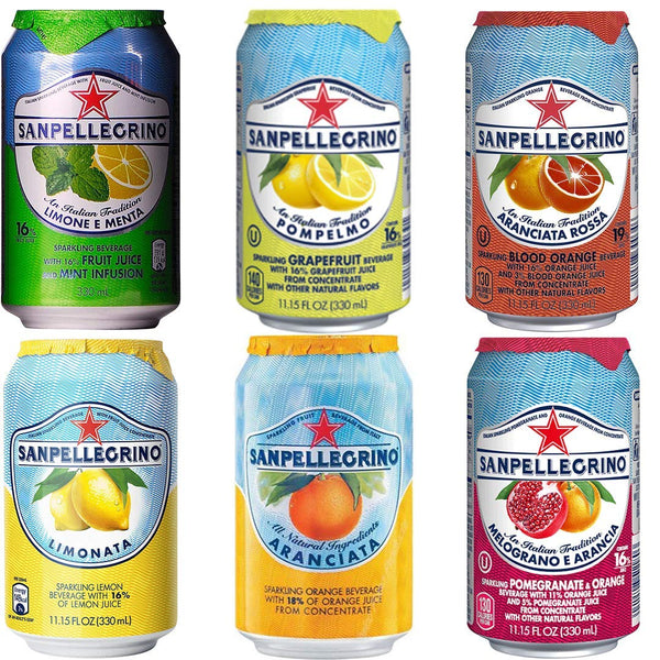 San Pellegrino Fruit Soda