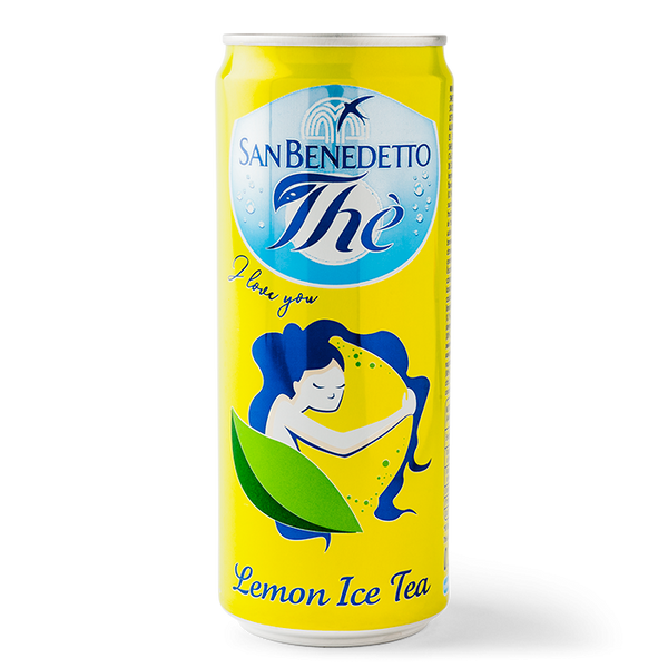 San Benedetto Lemon Ice Tea - 330ml